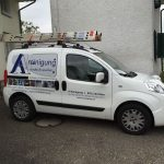 Building Cleaning | Maintenance Cleaning - Company car
