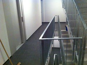 Wohnungsreinigung Treppenhaus